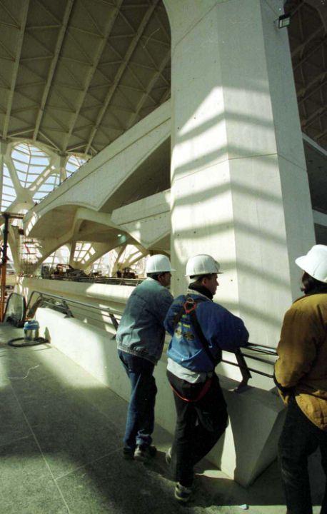 El Museo de las Ciencias cumple 20 años: así fue su construcción