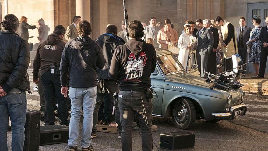 «Hache», rodada a Manresa, estrena avui la segona temporada a Netflix
