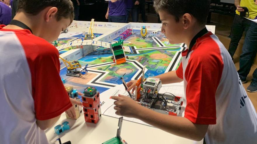 Destacada presència figuerenca, a la 10a First Lego League