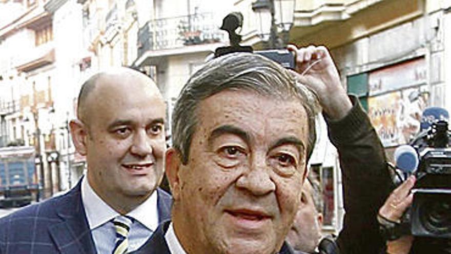 Cascos declarará en el juicio de la 'Gürtel', al igual que Rato, Acebes, Mayor Oreja y Arenas