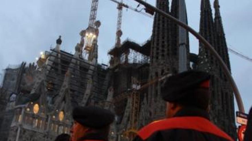 Jutgen un gihadista que va tornar de Síria per atemptar a la Sagrada Família