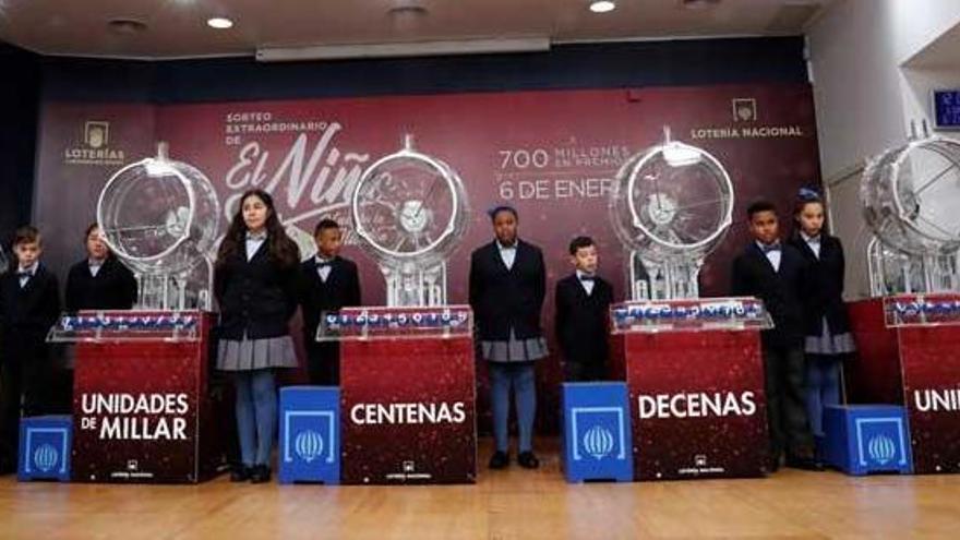 El 0, la terminación favorita del primer premio del Sorteo Extraordinario del Niño