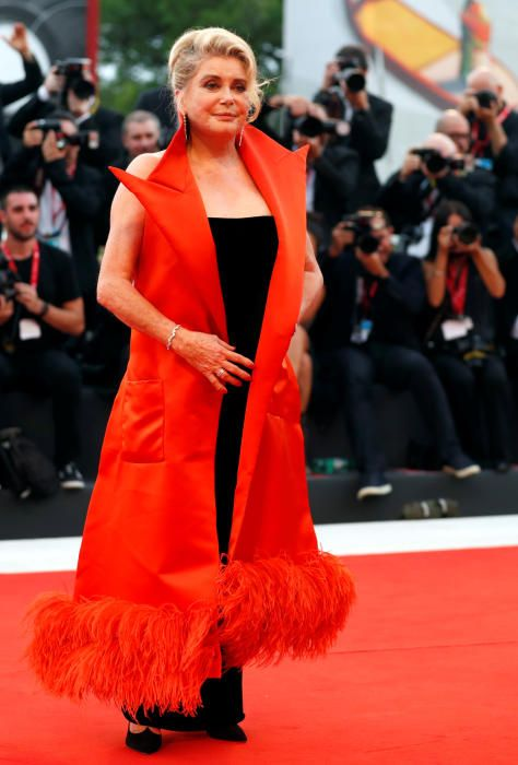 76th Venice Film Festival - red carpet arrivals