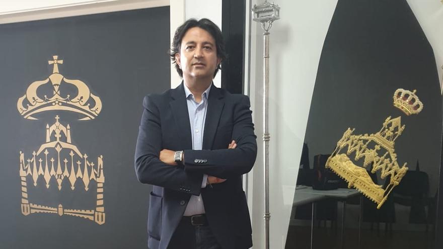 Así es Ricardo Alonso Galán, candidato a la Presidencia del Santo Entierro