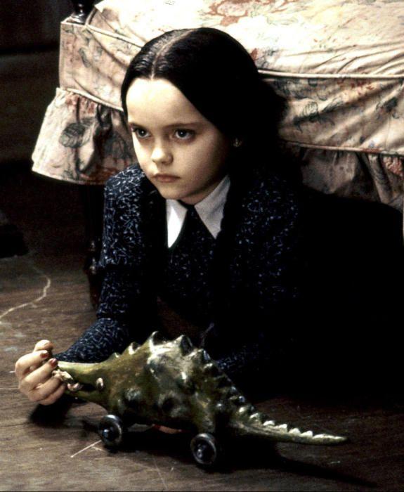 Christina Ricci en 'La familia Addams' (1992)