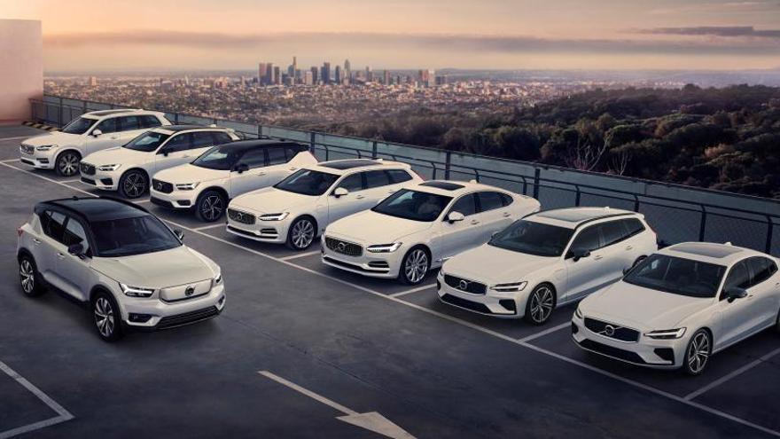Volvo Auto Sweden está presente en Forinvest