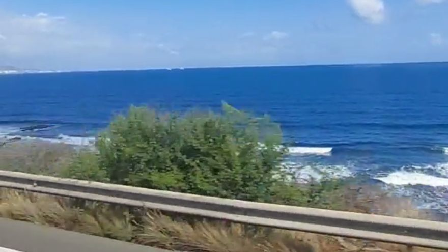 Tiempo en Gran Canaria (26/10/21)