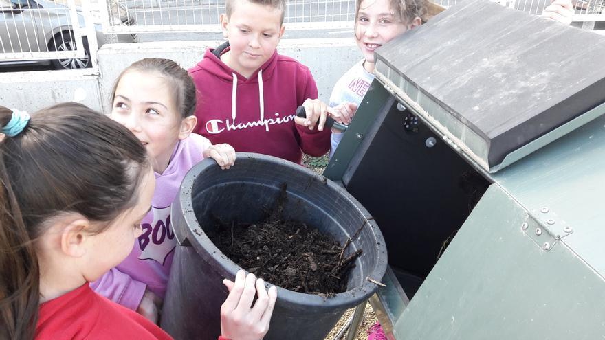 El Margalló propone monitores ambientales en los centros educativos de Elche