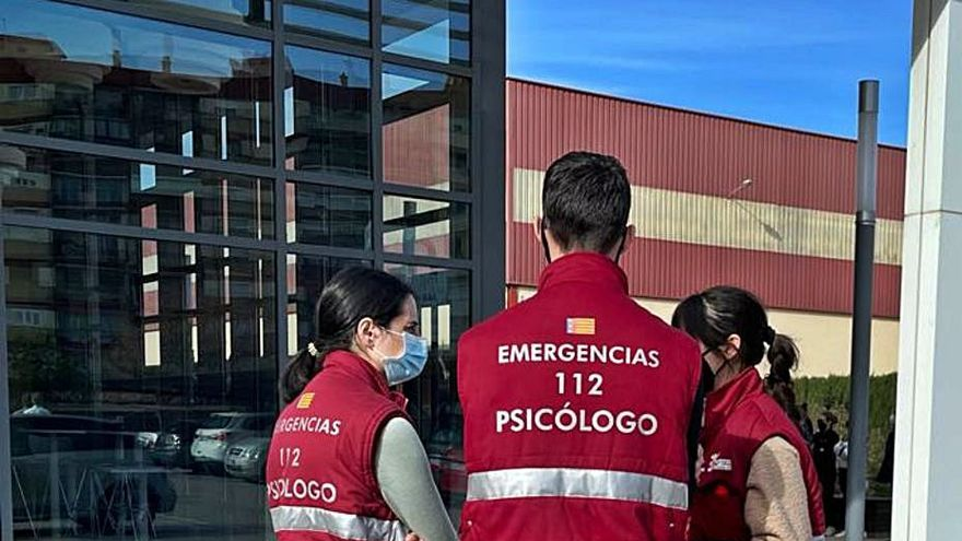 Emergencias no ofrece psicólogos para atender situaciones críticas individuales