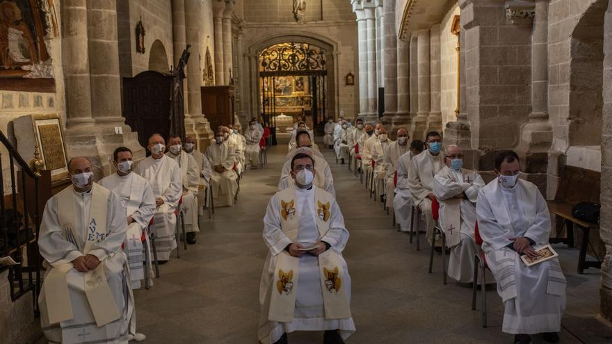 GALERÍA | La ordenación del nuevo obispo de Zamora, en imágenes