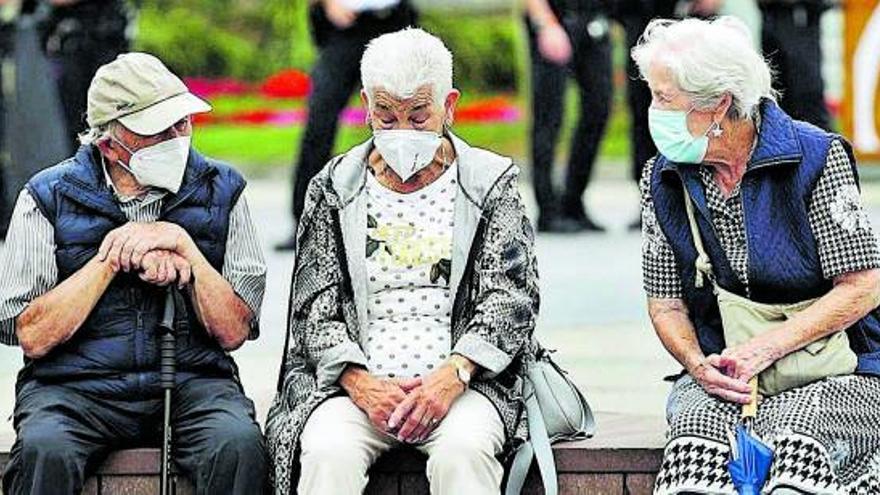 Els jubilats cobraran d'aquí a 50 anys 630 euros menys al mes que ara