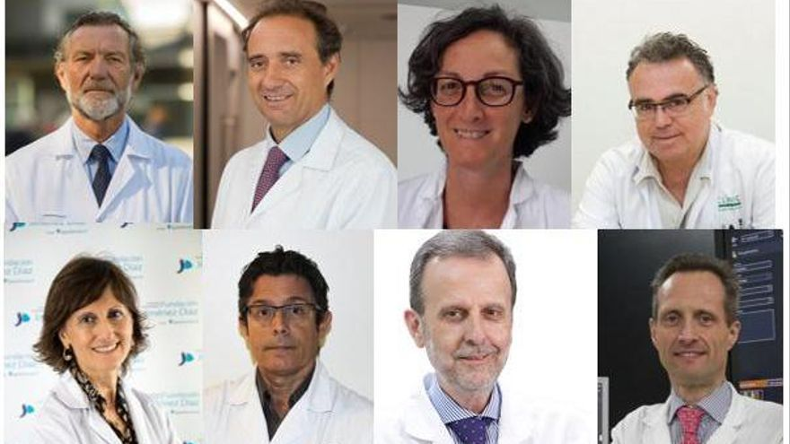 Doce de los mejores médicos de España analizan las diferencias entre la primera y la segunda ola de la pandemia