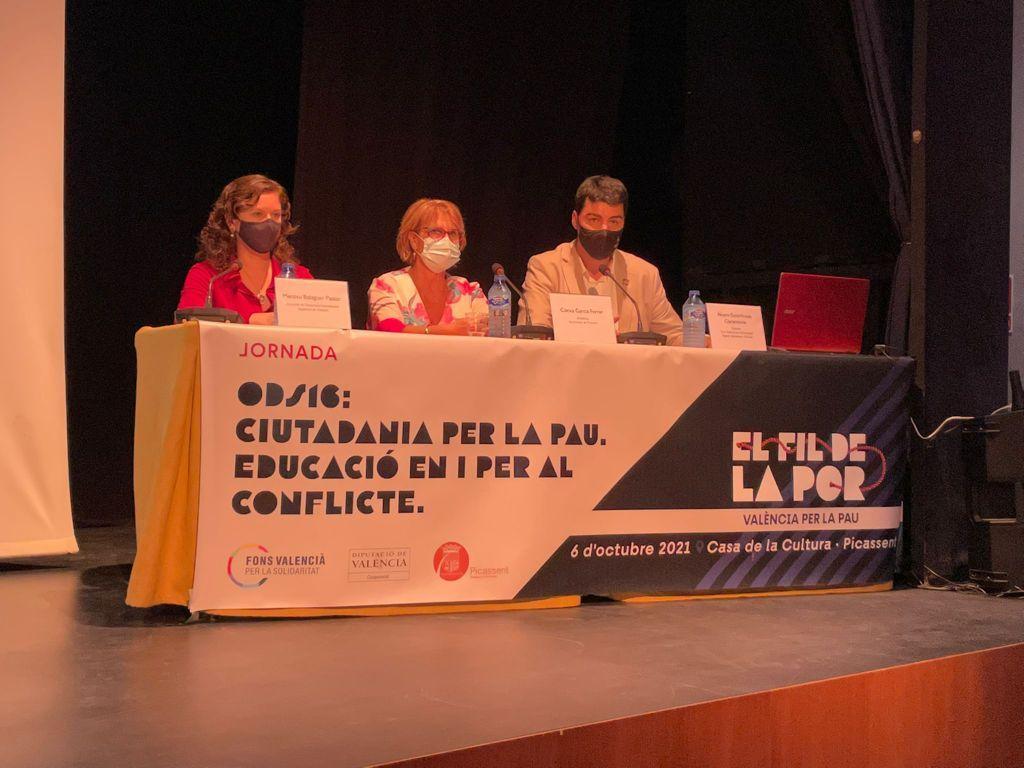Seminario sobre paz y municipalismo en Picassent