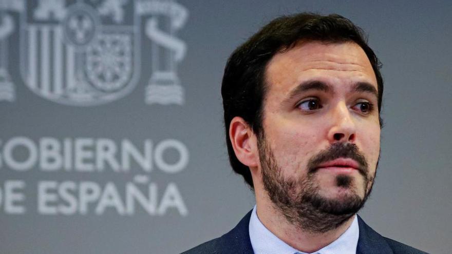 """Garzón ve un discurso """"que invita al golpe del Estado"""" en una minoría de las FCSE"""