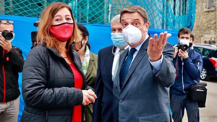 Las dos comidas de 26 personas del Govern en plenas restricciones salpican a Sánchez