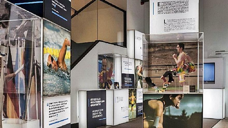 CaixaBank presenta en València la exposición #InconformistasDelDeporte