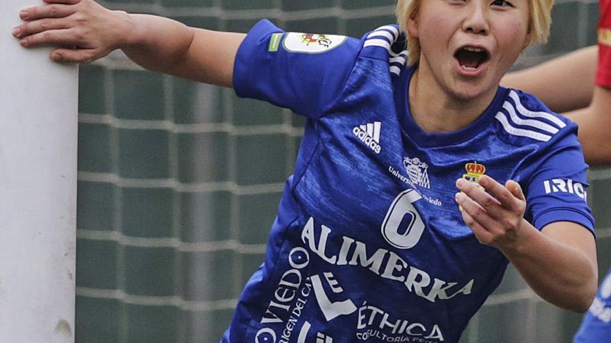 Así fue el incidente racista en el partido del Oviedo Femenino que acabó con una jugadora de Osasuna castigada por el club