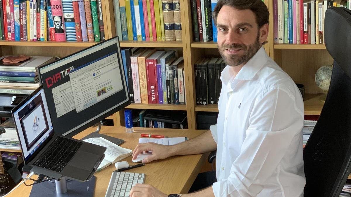 Juanjo Almela: Tecnología de valor para la sociedad