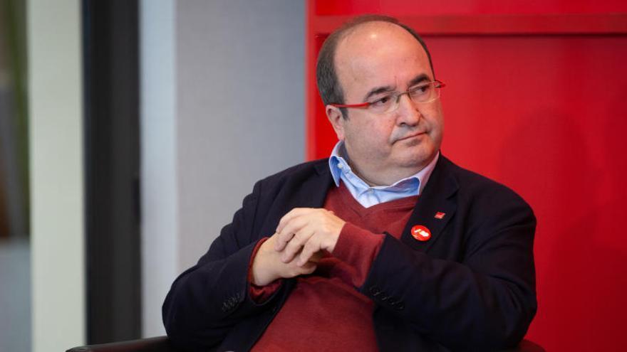 Tensión en el PSOE por las negociaciones con ERC