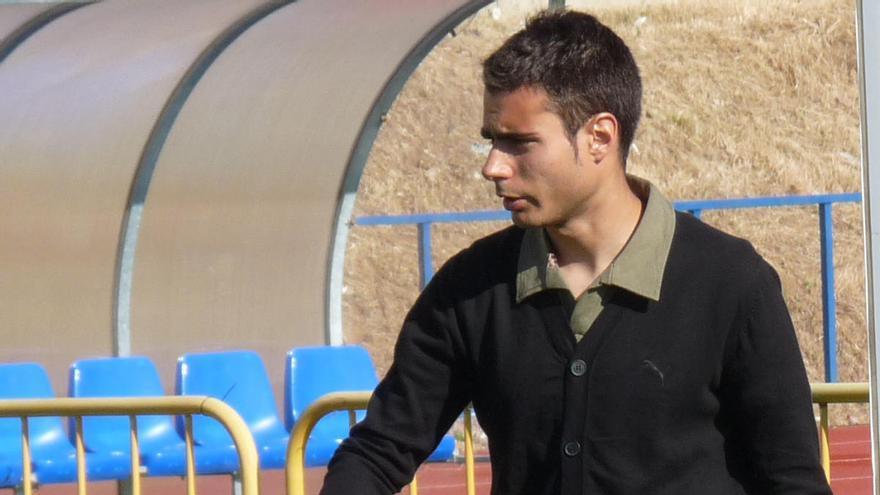 Mario Sánchez deja el banquillo de la Selección Castilla y León UEFA de fútbol