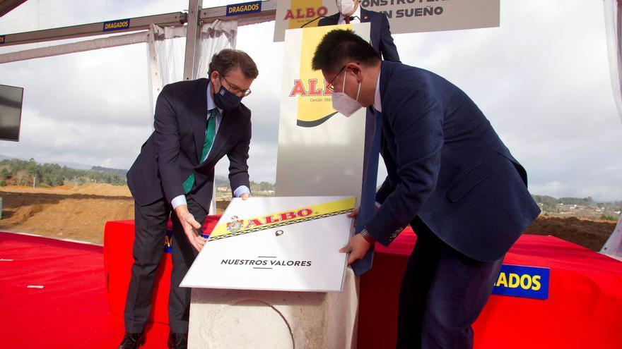Arranca la construcción de la nueva planta de Albo en Plisan