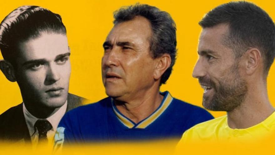 Manuel Betancor, Ernesto Aparicio y David García, los elegidos para Barranco Seco