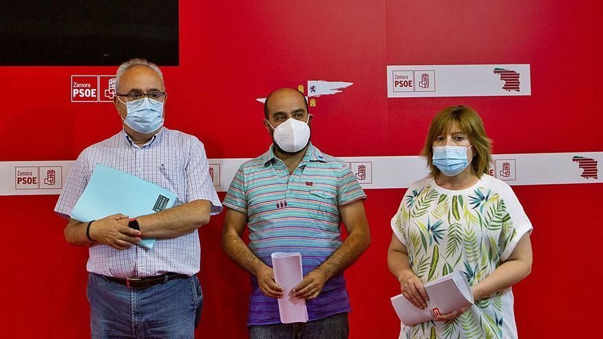 El PSOE solicita la reunión inmediata del Consejo Provincial para el Diálogo Social