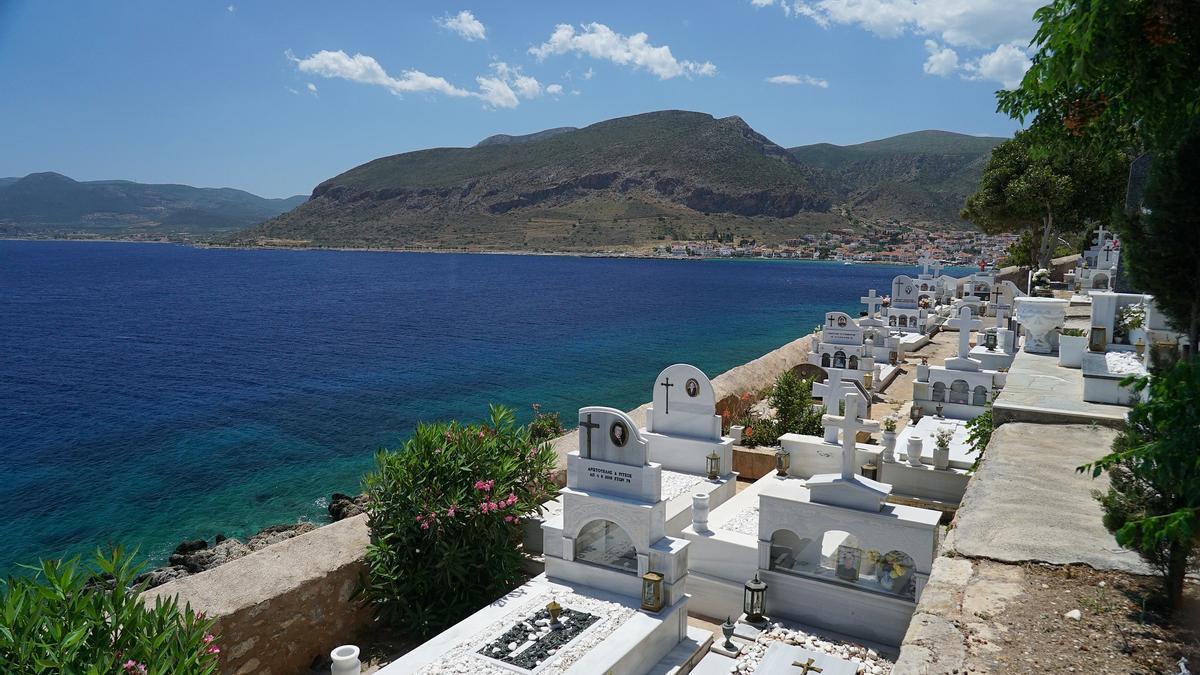 Cementiri de Monembasia