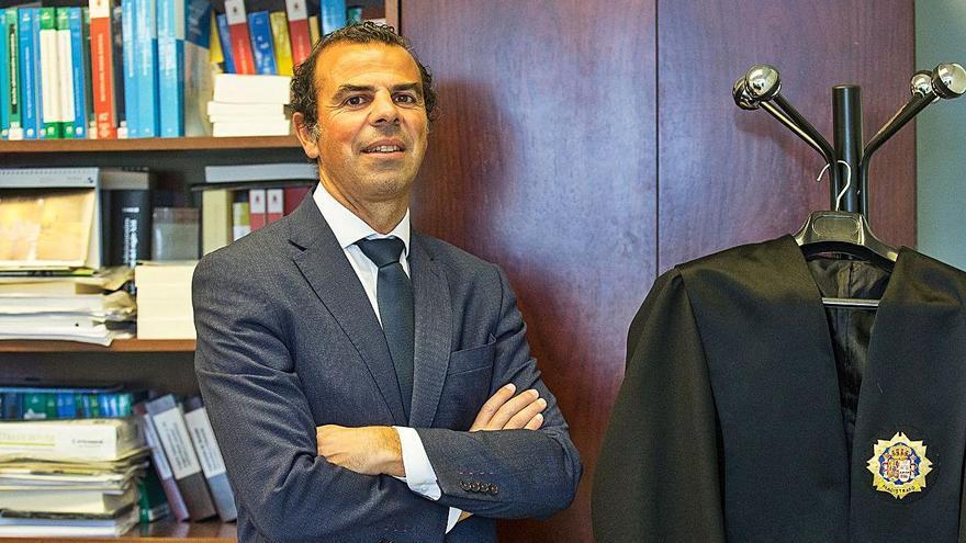 Javier Latorre Beltrán: «Hay multas del estado de alarma que pueden ser tumbadas por los tribunales»