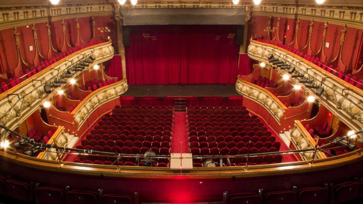 Teatro Olympia en Valenca