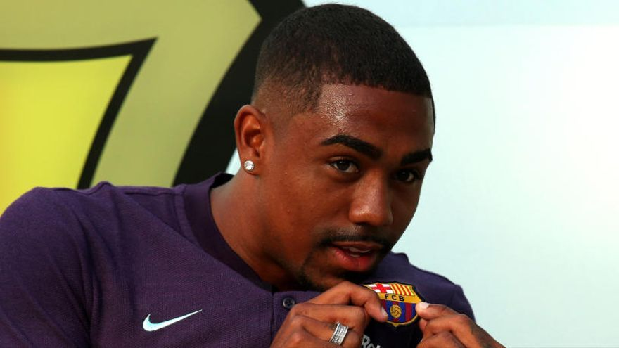 La Roma estudia si denuncia al Girondins por traspasar al brasileño Malcom al Barça
