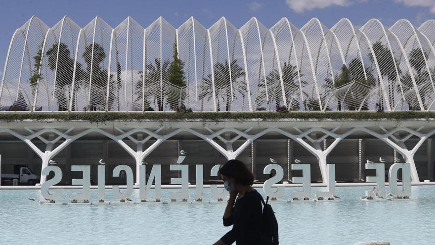 La Ciudad de las Artes genera 2,2 euros de PIB por cada euro invertido