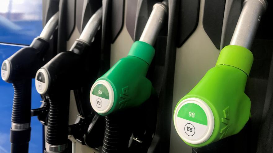 La gasolina en Alicante: 13 céntimos más barata en las estaciones automáticas
