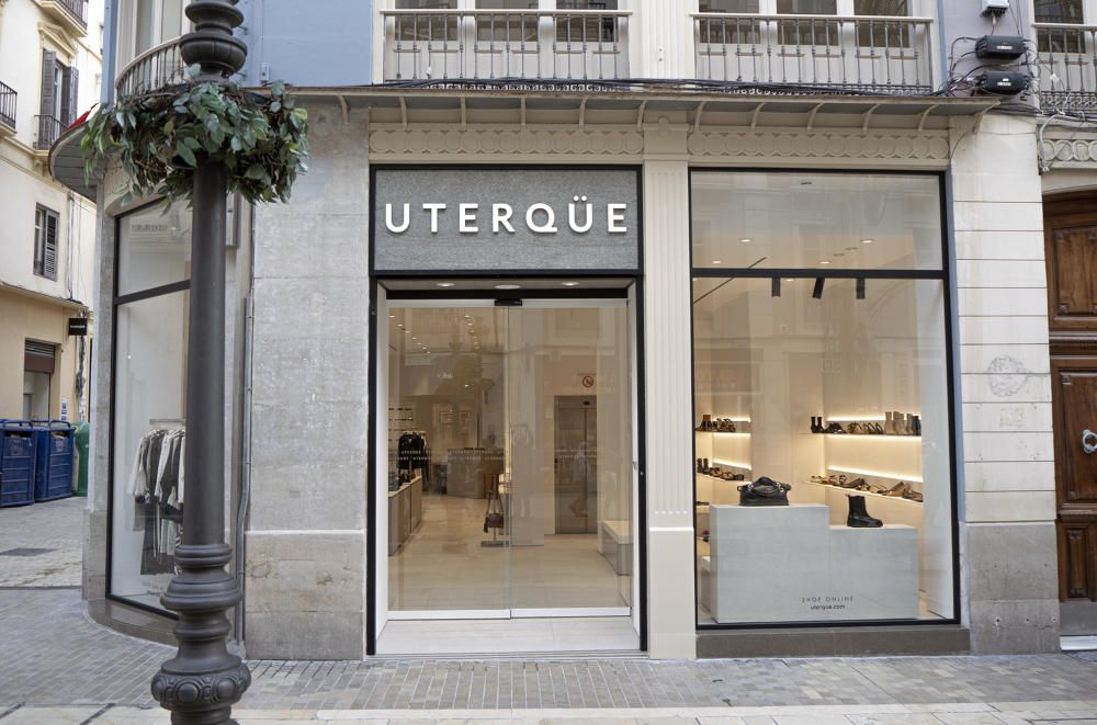 Uterqüe estrena tienda en Larios