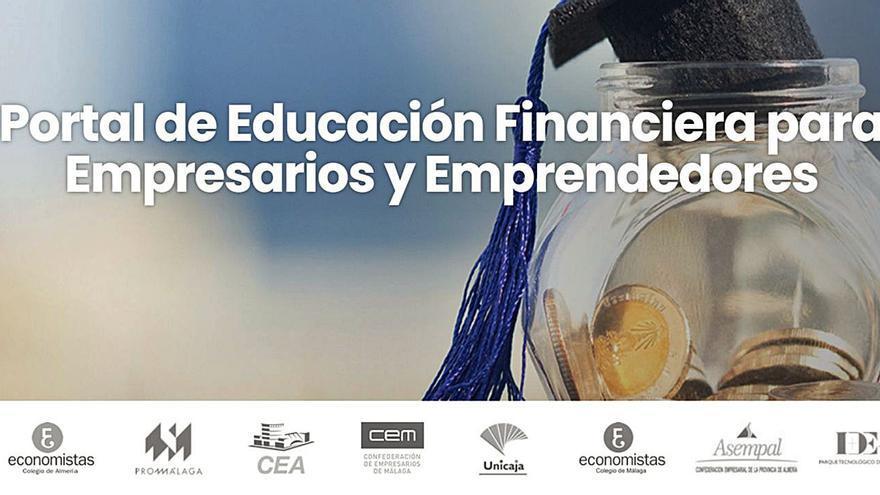 Unicaja Banco estrena su portal de educación financiera para empresarios