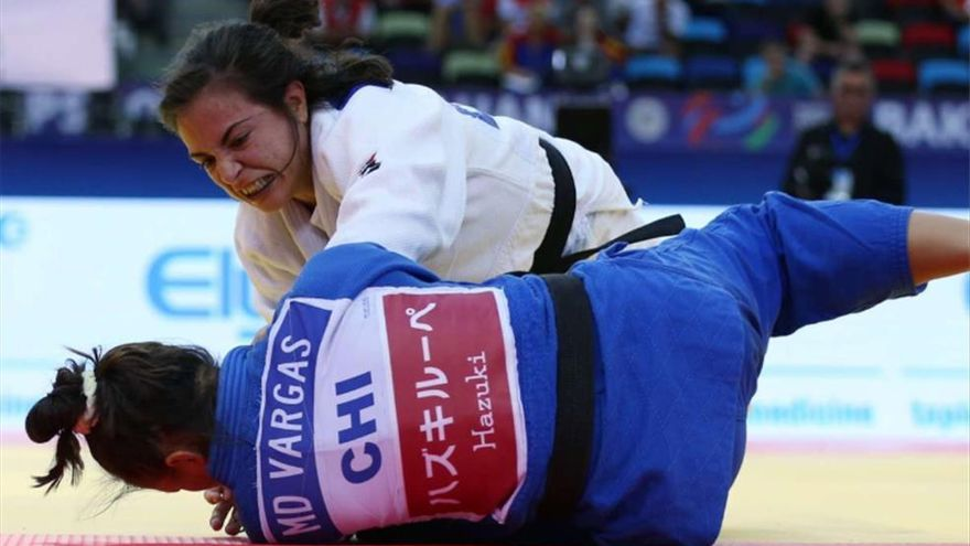 Julia Figueroa sube a la quinta posición en el ránking olímpico