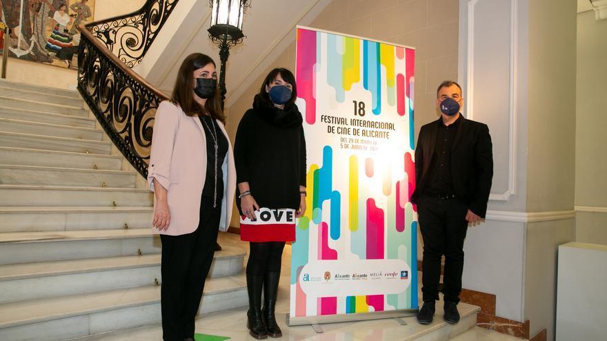 Pilar Pérez Solano preside el jurado oficial del 18 Festival de Cine de Alicante