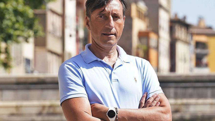 «El Girona és superior al Rayo, penso que no s'escaparà aquest cop»