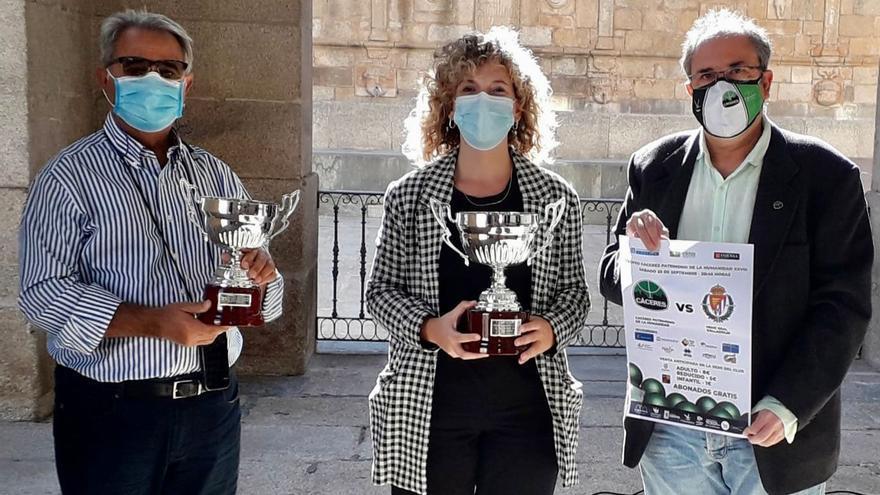Ayuntamiento y Cáceres Patrimonio escenifican su sintonía