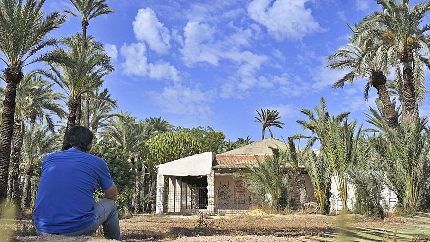 Patrimonio da prioridad a abrir el refugio y a recuperar huertos