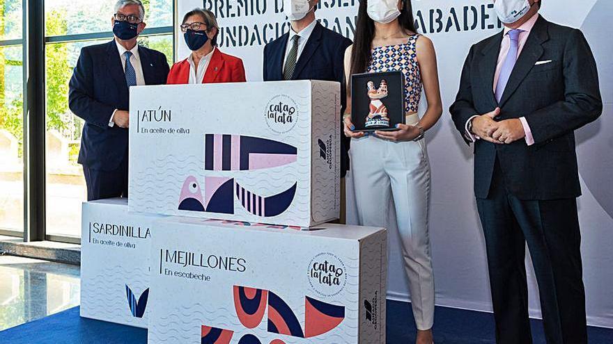 Laura Campos gana el Premio de Diseño de Sabadell y Anfaco