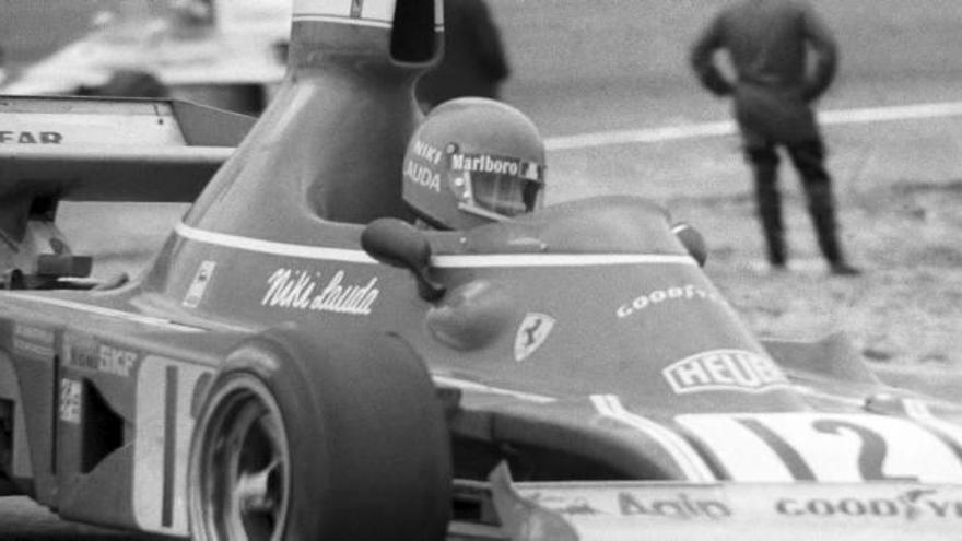Niki Lauda, el piloto de F1 que amaba la aviación