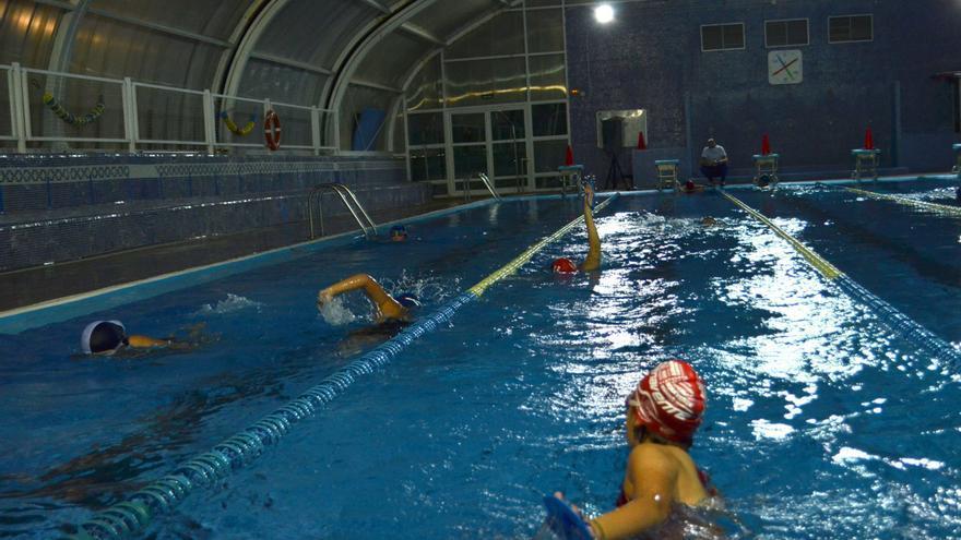 En marcha las actividades acuáticas y las Escuelas Municipales Deportivas de Natación y Salvamento de Benavente