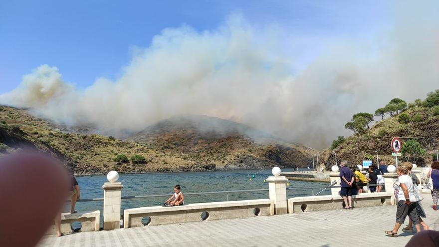 Els Agents Rurals alerten del risc d'incendi a nou municipis de l'Alt Empordà