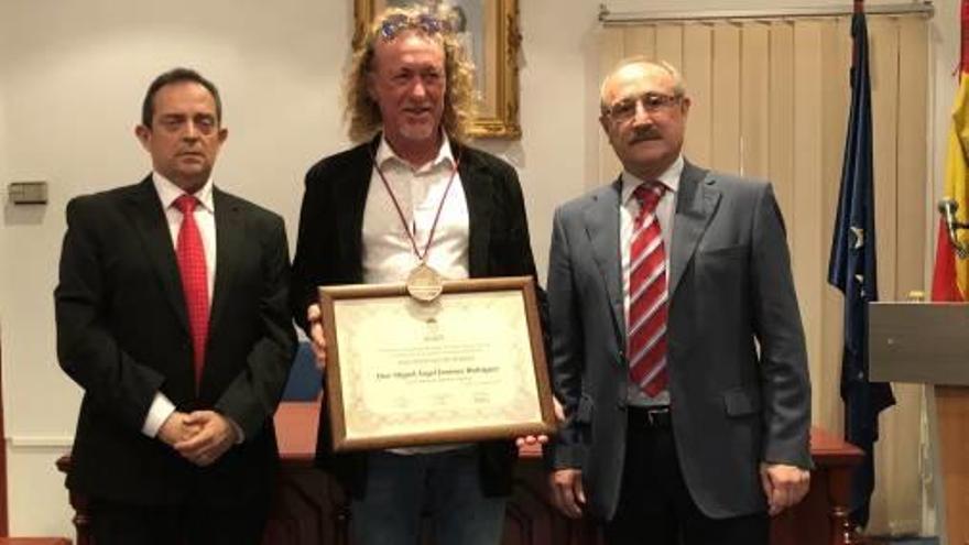Rojales nombra Hijo Adoptivo del municipio al laureado golfista Miguel Ángel Jiménez