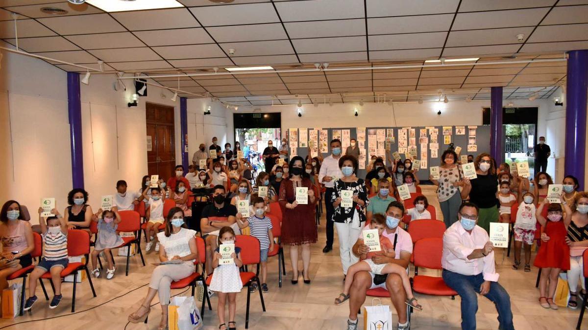 Los niños de Caravaca recordaron las fiestas patronales en dibujos, poesías y narraciones