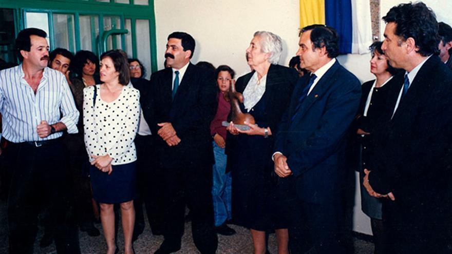 José Juan Romero y los diez años de una asociación educativa