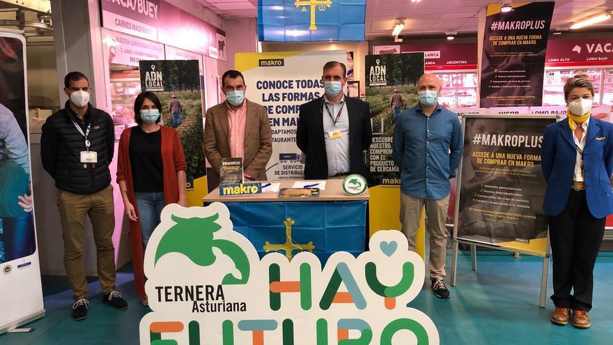 I.G.P. Ternera Asturiana y Makro firman un acuerdo de colaboración