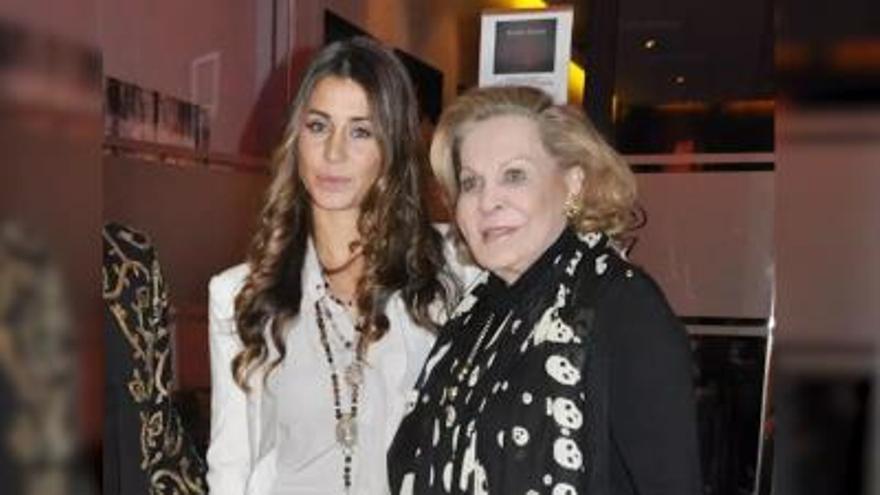 Elena Tablada devastada tras el fallecimiento de su abuela a causa del coronavirus