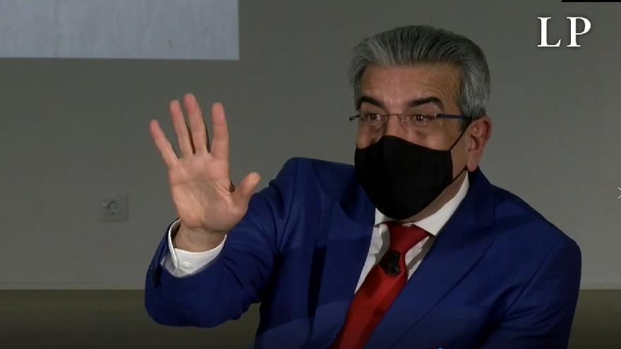 """Román Rodríguez: """"Hay que simplificar la ley de Contratos y disponer de funcionarios de alto nivel"""""""